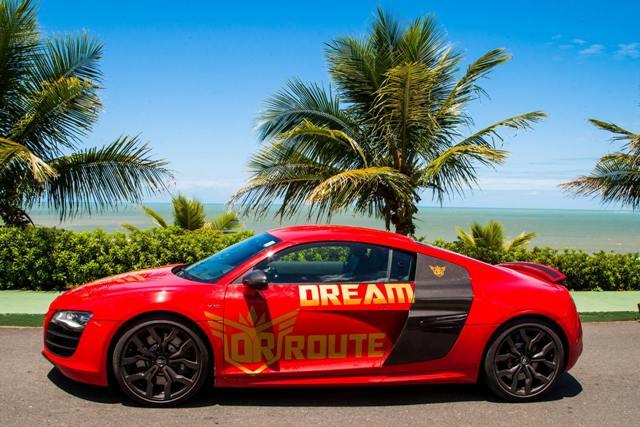 Dream Route vai zerar emissão dos superesportivos