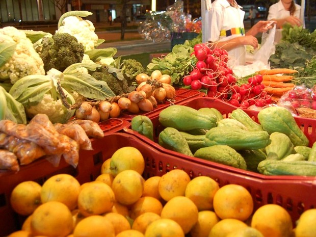 Curso de alimentação e sustentabilidade