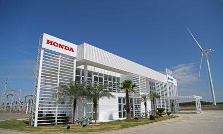 Sede da Honda será abastecida com energia eólica