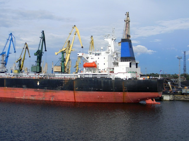 Combustível marítimo terá menos enxofre em 2020