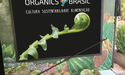 Organics Brasil inaugura espaço