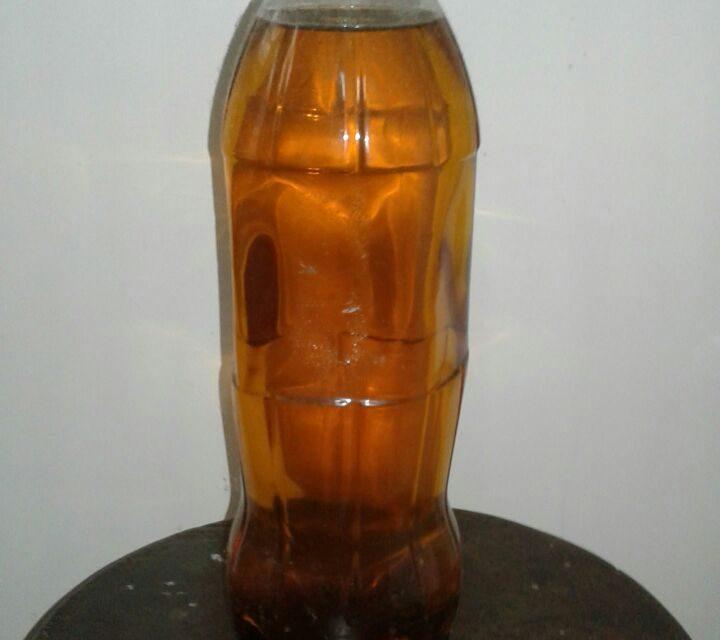 Óleo usado vira biodiesel