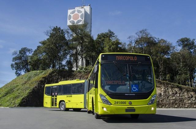 São Luiz renova a frota com Marcopolo