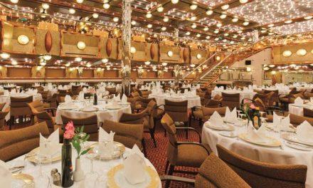 Novidade na gastronomia dos cruzeiros da Costa