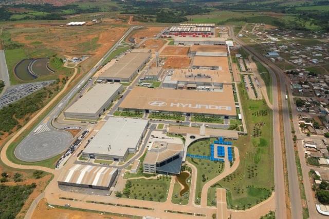 Fábrica da Caoa investe R$ 20 milhões em meio ambiente