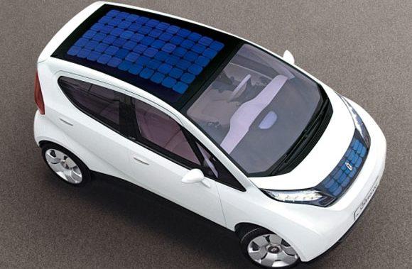 Sion, o carro solar pronto para rodar