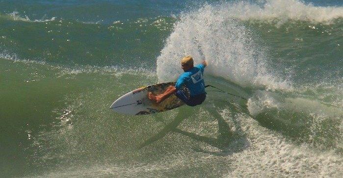 São Sebastião, referência do surf