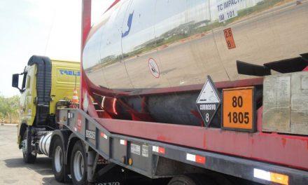 ARTIGO: A segurança no transporte de produtos químicos
