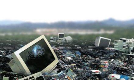 Aparelho de TV e computador são os mais reciclados