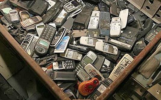 Lixo eletrônico ameaça saúde pública