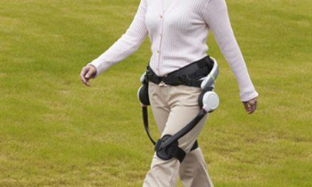 Honda lança dispositivo de assistência de caminhada