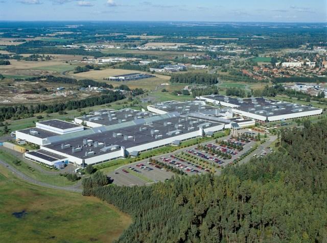 Volvo tem manufatura sem impacto ambiental