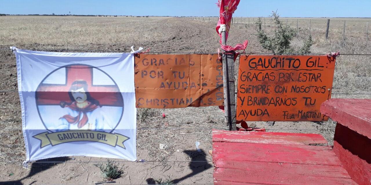 Lendas e santos popularesnas estradas da Argentina