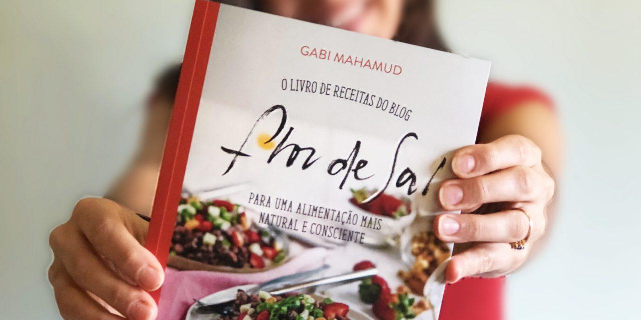 Livro traz culinária natural e saudável