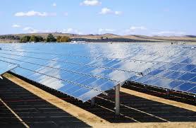 Fazenda solar é opção de energia sustentável