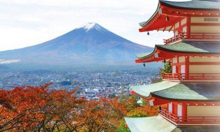 A curiosa história do Japão