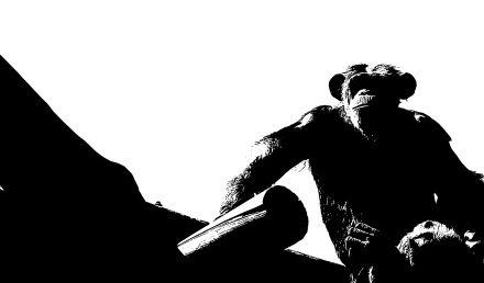 O dilema do macaco nu