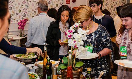 Festa celebra movimento vegetariano