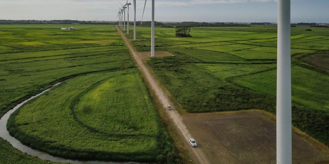 Honda aumenta produção eólica para atender Itirapina