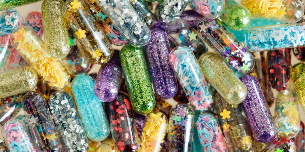Glitter biodegradável para brilhar de verdade no Carnaval