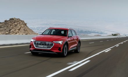 Primeiro elétrico da Audi já está por aqui