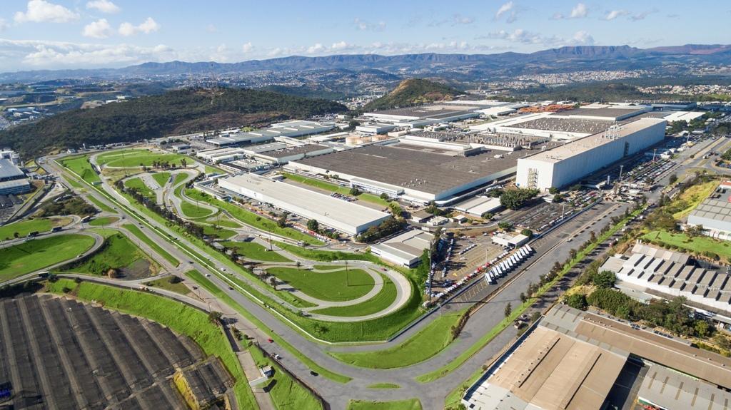 Em Betim, uma fábrica sustentável