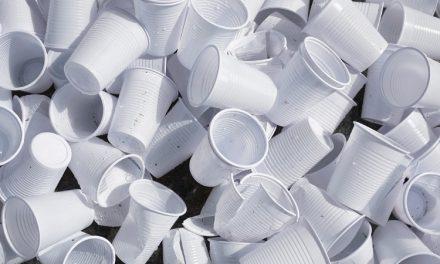 Escola deixa de usar 27 mil copos descartáveis