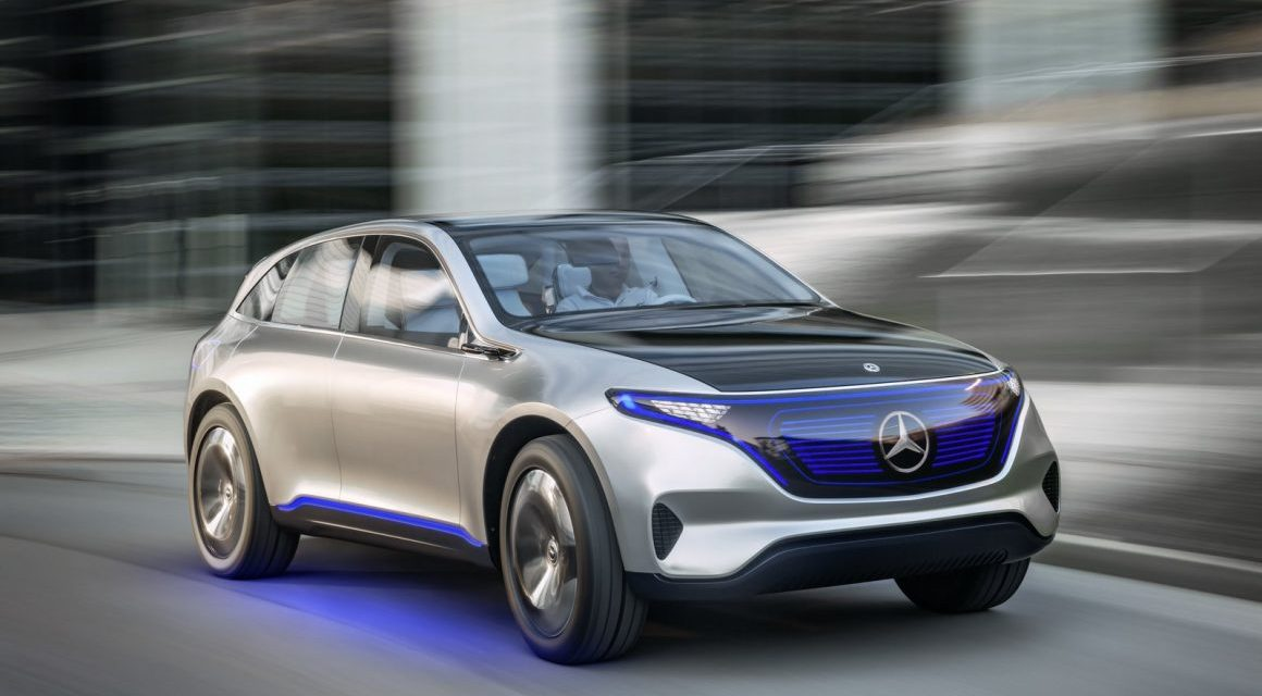 Em 20 anos, Mercedes-Benz só elétrico