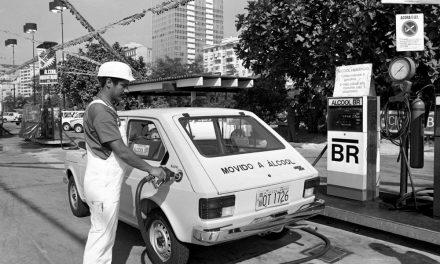 40 anos de etanol. E Fiat promete valorizar o combustível