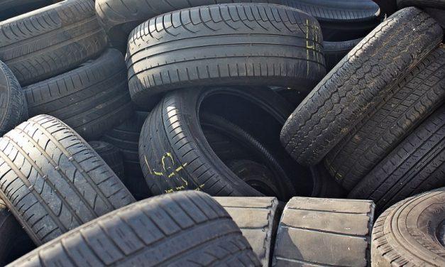 O que fazer quando o pneu acaba?