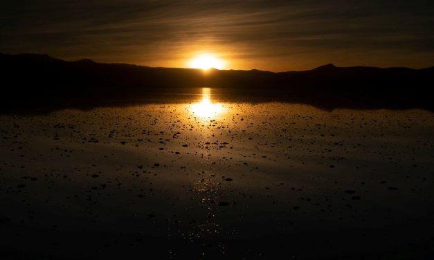DIA 9 – O inesquecível nascer do sol no salar – a -15°C e ao som de Hey, you
