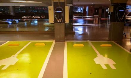 Eletrovia liga São Paulo e Rio de shopping a shopping