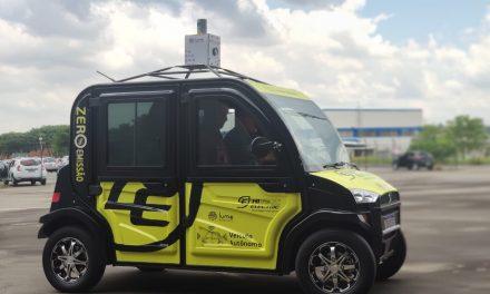 Eco Tech 4, o elétrico autônomo brasileiro