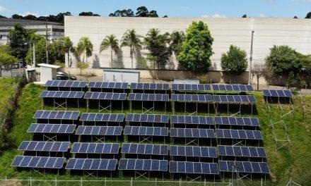 Audi instala paineis solares para gerar a própria energia