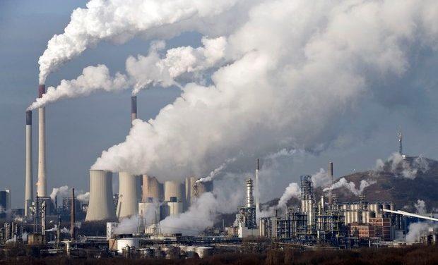 Queima de carvão gera 40% do CO2