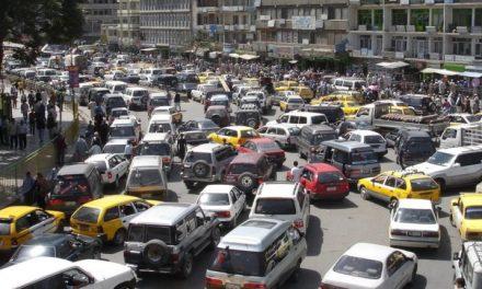 Poluentes, carros usados são exportados para a África