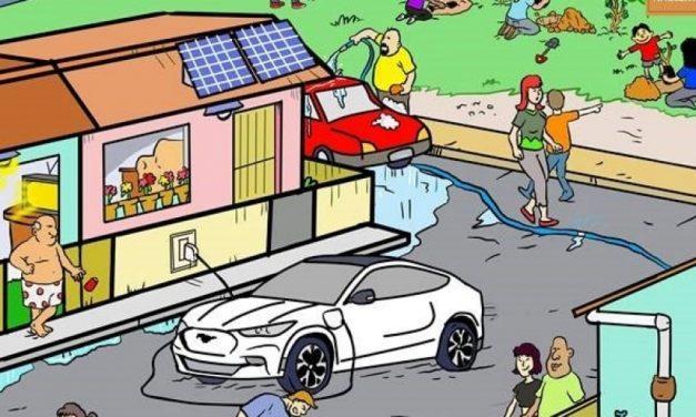 Ford desafia: descubra heróis e vilões do meio ambiente